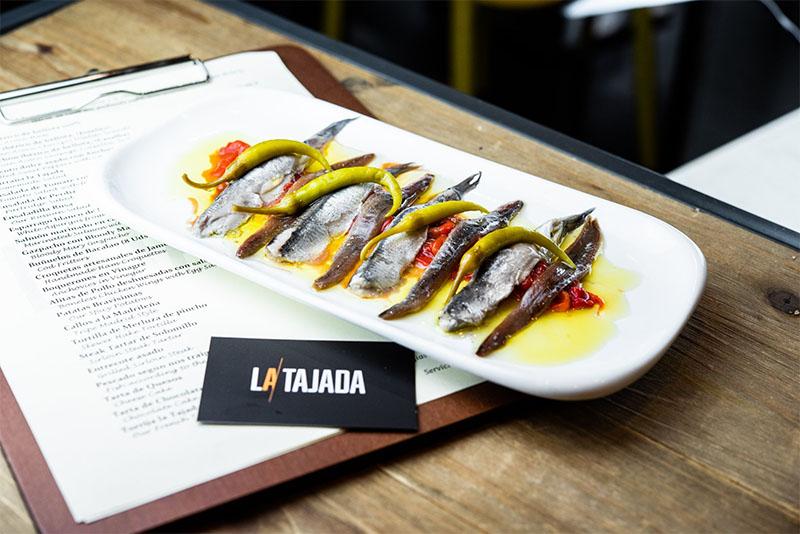La Tajada o comer como es debido en Madrid