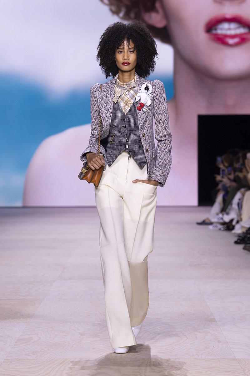 La nueva Belle Époque de Louis Vuitton SS20