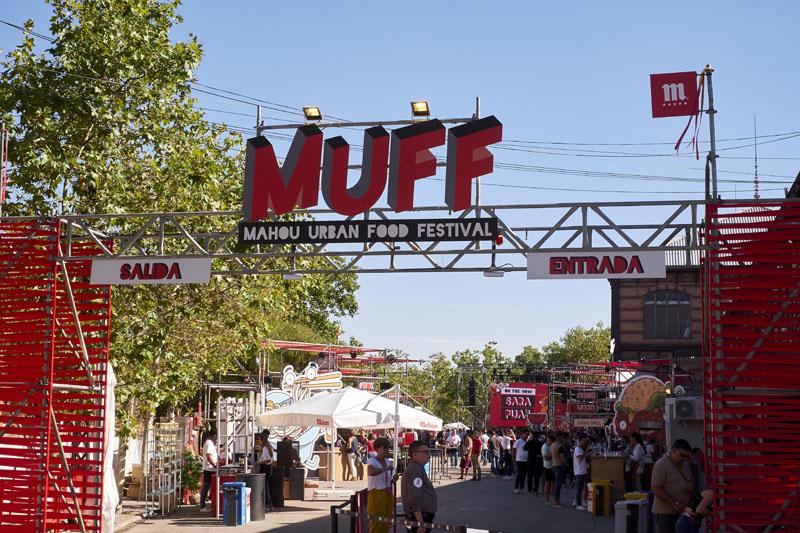 Llega la segunda edición de Mahou Urban Food Festival