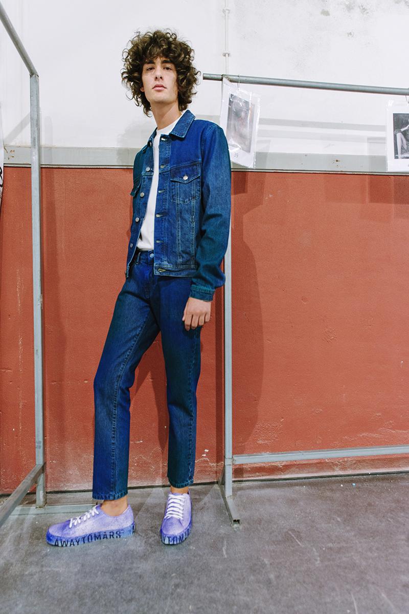 Moda Lisboa SS20 desde el backstage