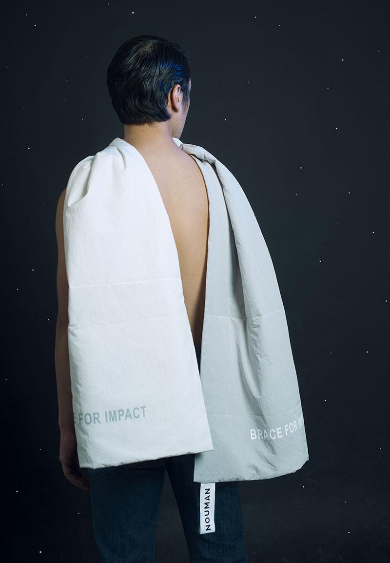 El viaje espacial de Nouman AW19