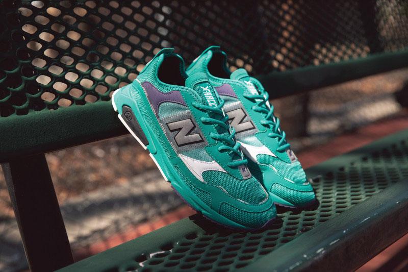 Las sneakers retrofuturistas de New Balance