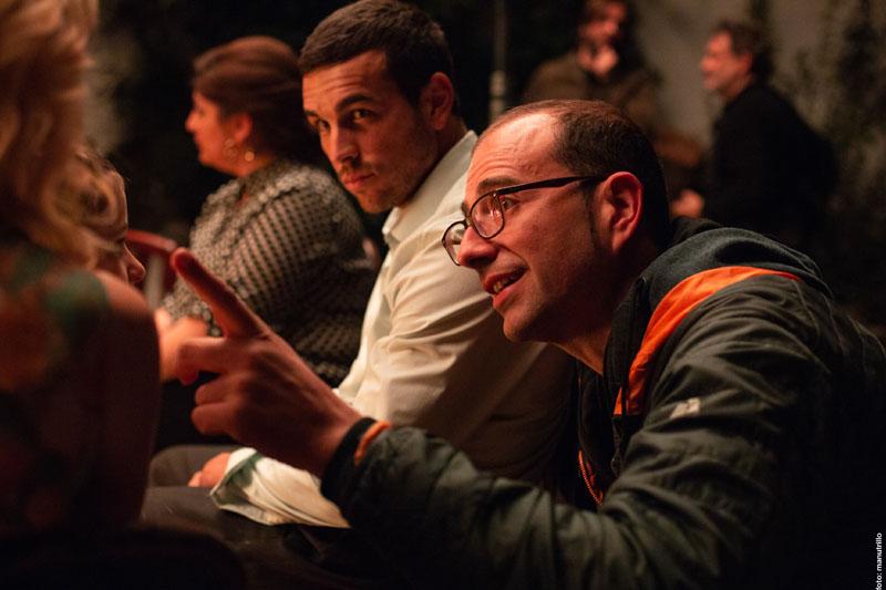 Paco Cabezas nos habla de Adiós, su nueva película