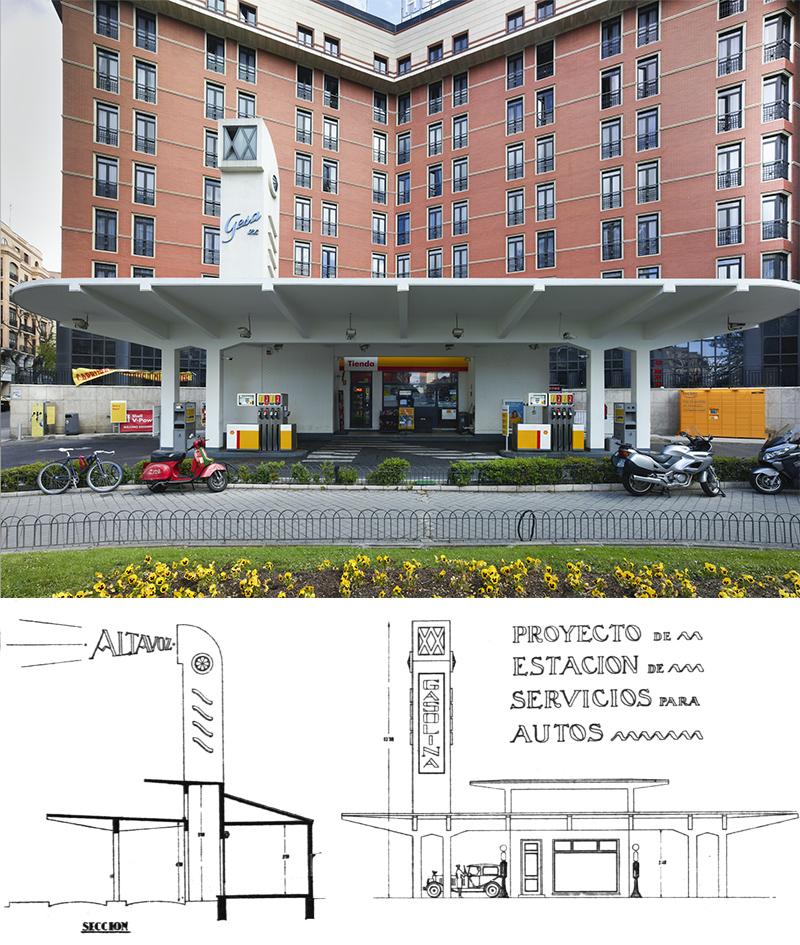 Exposición de la Revista Arquitectura en el COAM