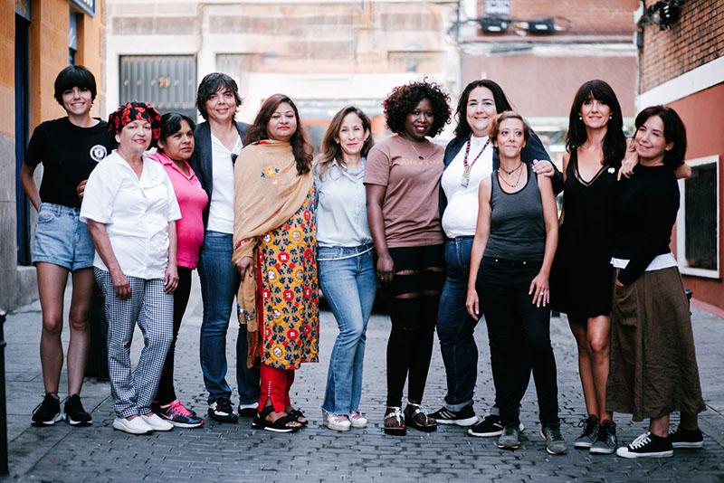 Tapapiés 2019. Ahora más femenino que nunca