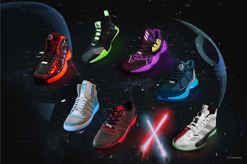 adidas presenta su colección Star Wars 2019