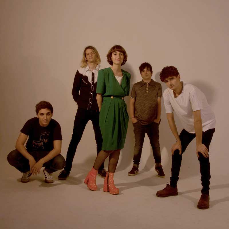 Axolotes Mexicanos, el nuevo indie pop español