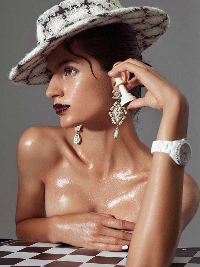 Las tendencias de maquillaje de Chanel para esta temporada