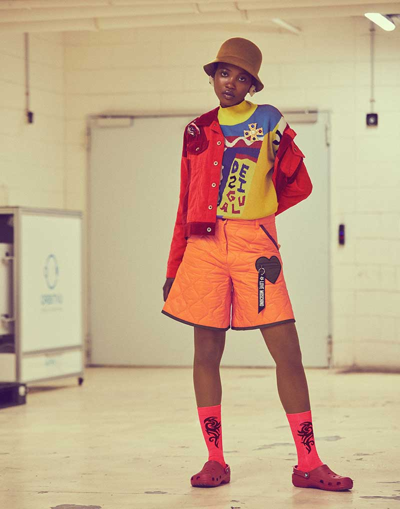 Una Historia de Moda Multicultural
