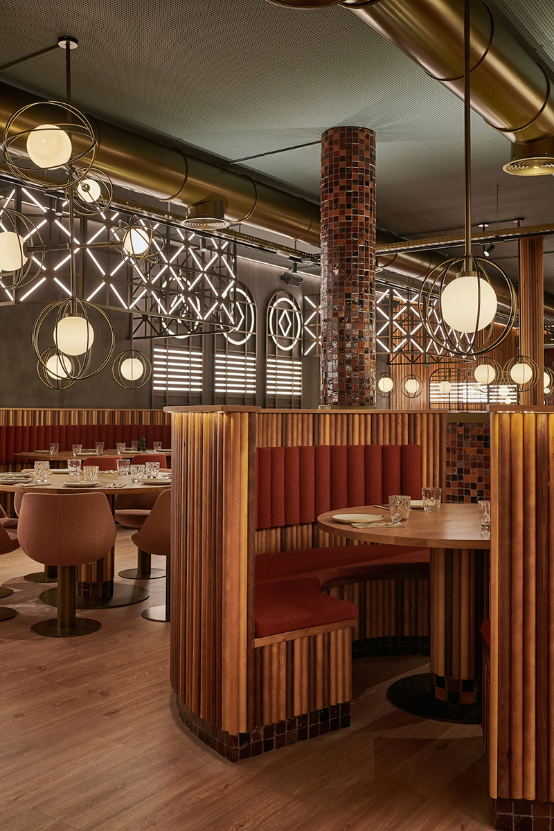 Restaurante Piur, un tributo al Mercado Central de Valencia