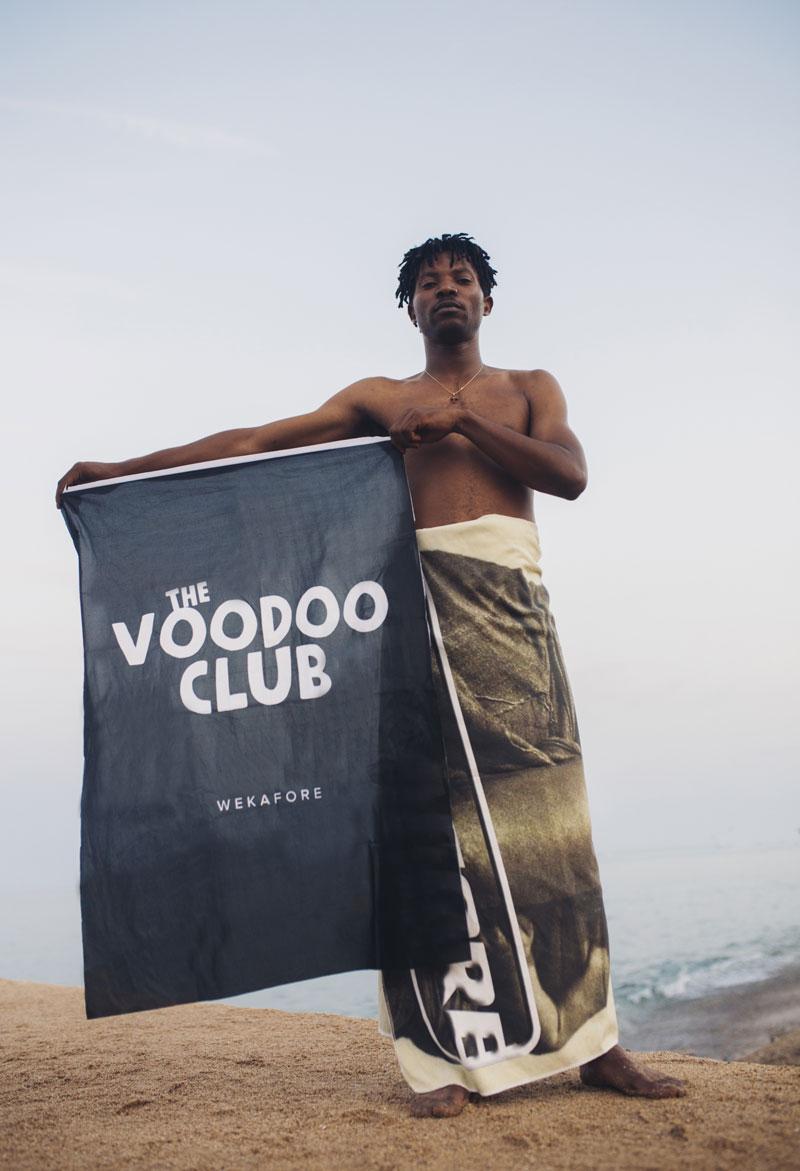 Las banderas de Voodoo Club