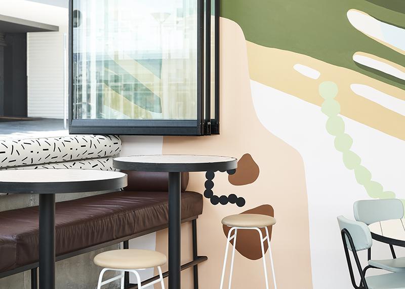 Los mejores diseños de Bares y Restaurantes 2019