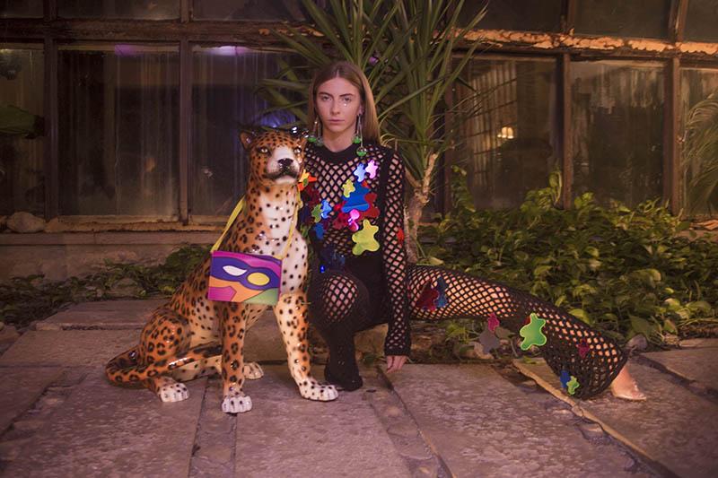 404 Studio, la reina del crochet