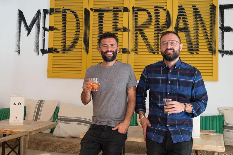 Restaurante sardo Aió: económico y con calidad en Malasaña