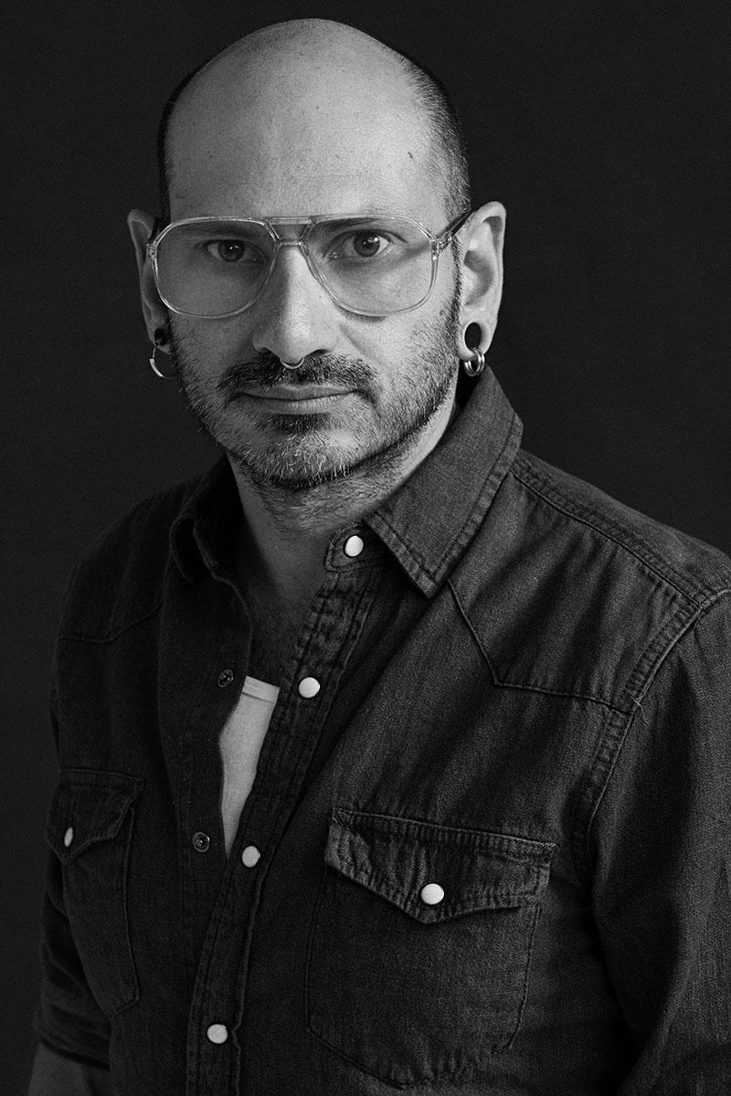El co-origen de Corta Cabeza: Luciano Cañete
