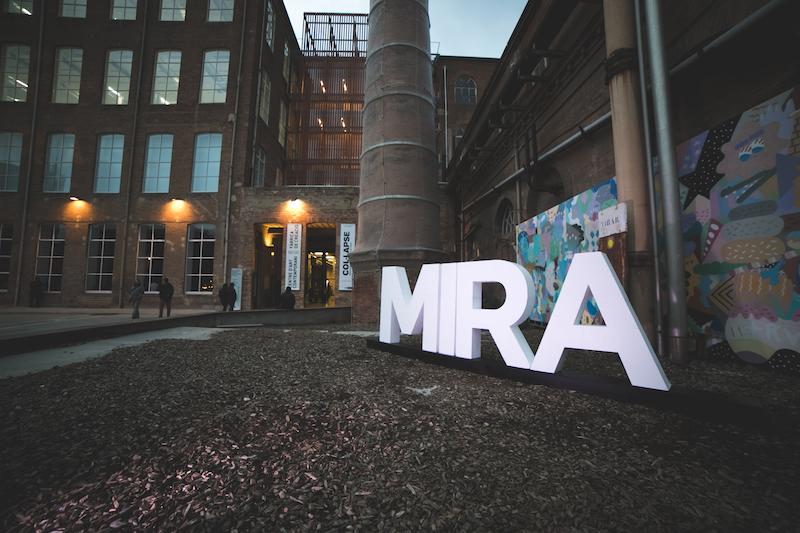 MIRA 2019: Festival de artes digitales