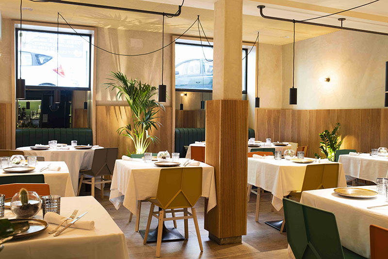 Cómete Madrid en Salino: guisos y el producto más auténtico