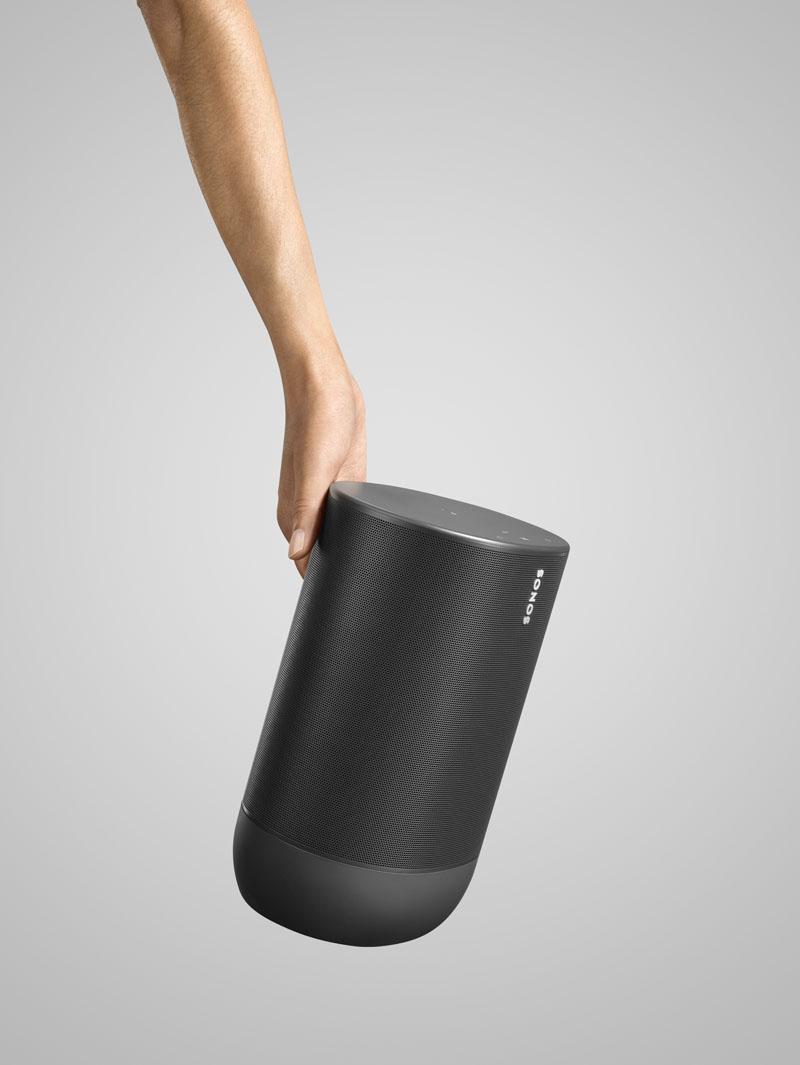 Sonos Move: un altavoz portátil para exterior e interior