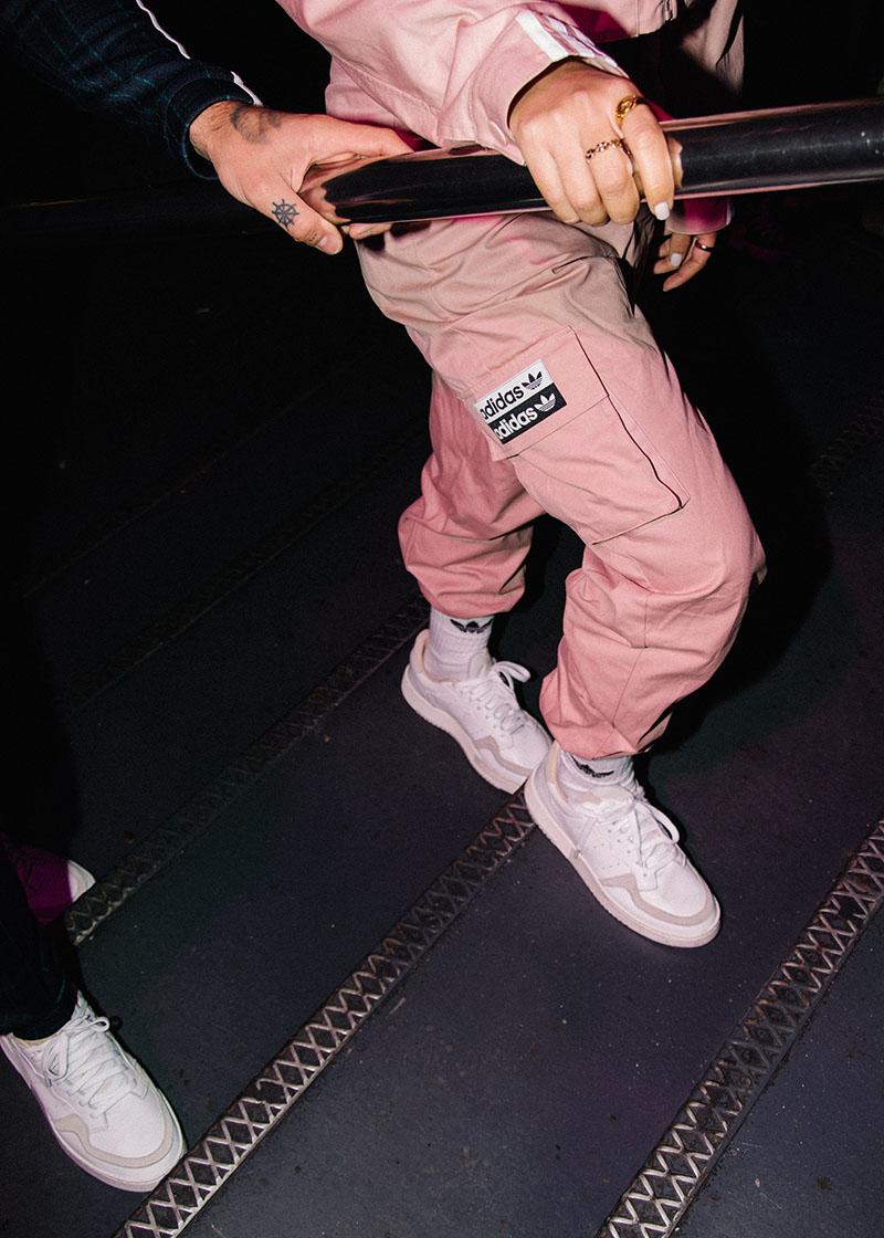 El 25 aniversario de Neo2 con adidas Originals