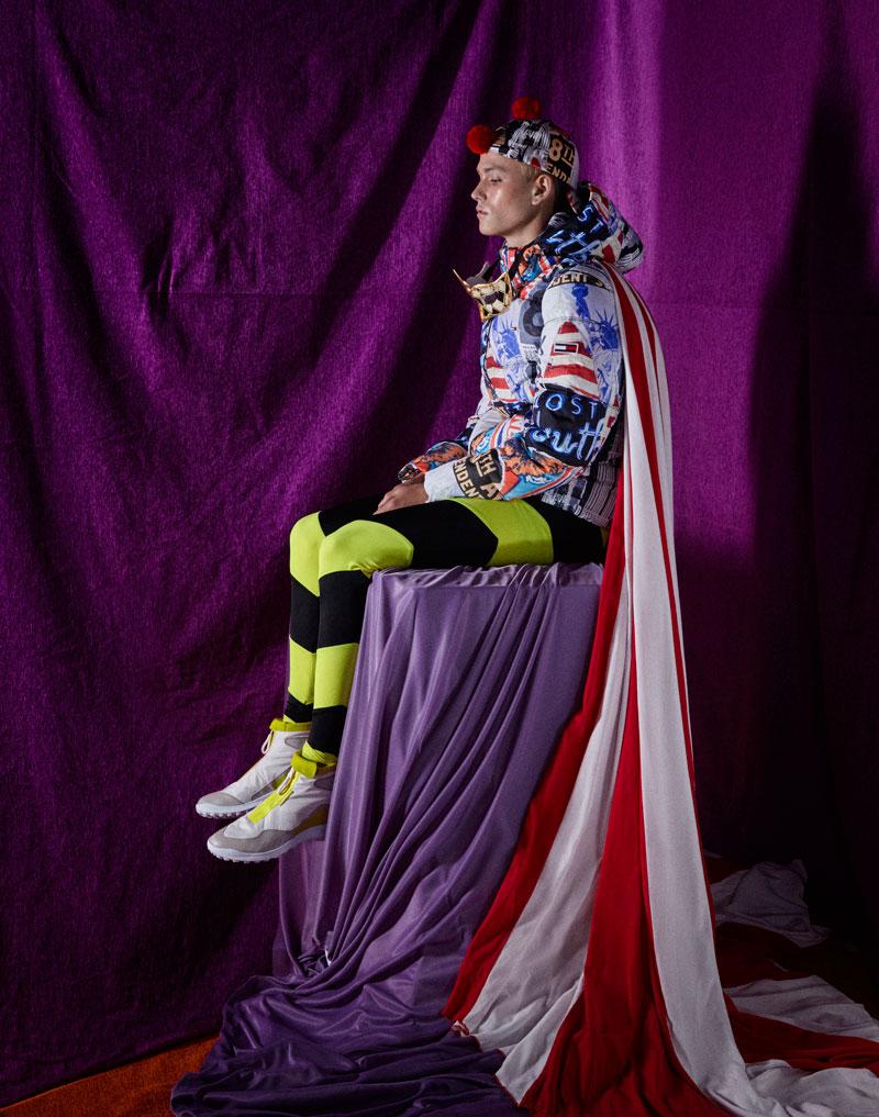 Commedia dell'Arte, Inspiración de Moda en el siglo XXI