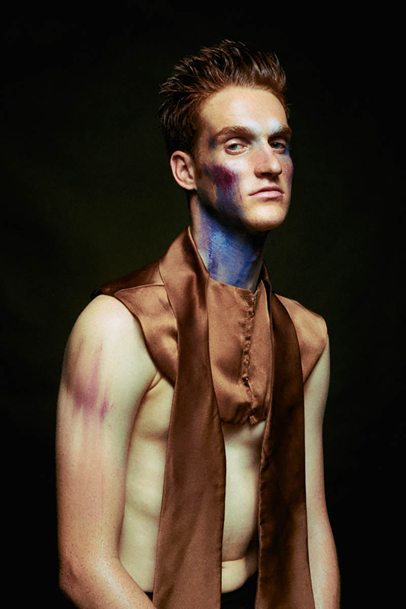 Deconstructivismo y moda por José Carvajal