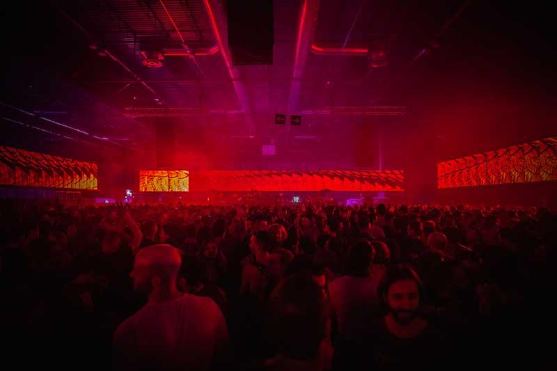 Vuelve el festival DGTL de electrónica a Madrid