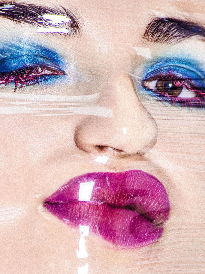 Belleza plastificada x Kristen Wicce
