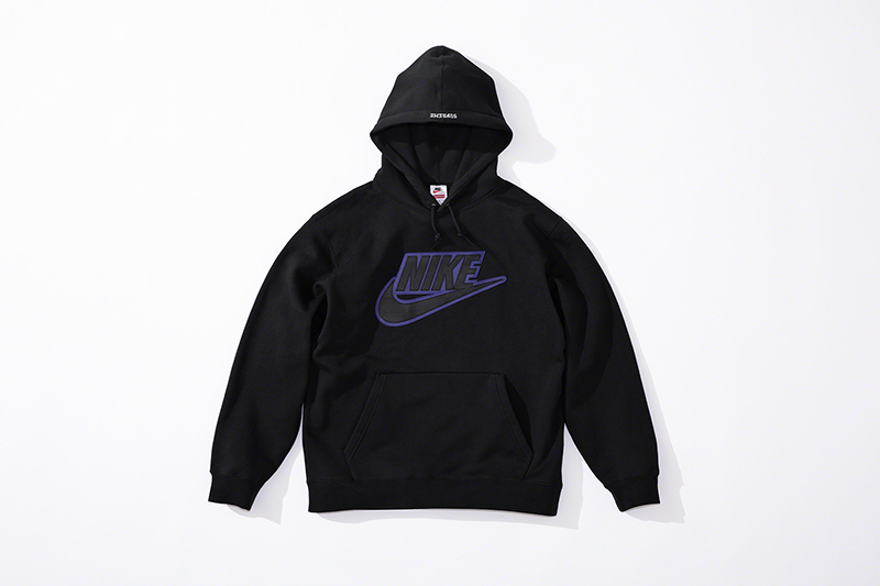 El look rapero definitivo Supreme x Nike