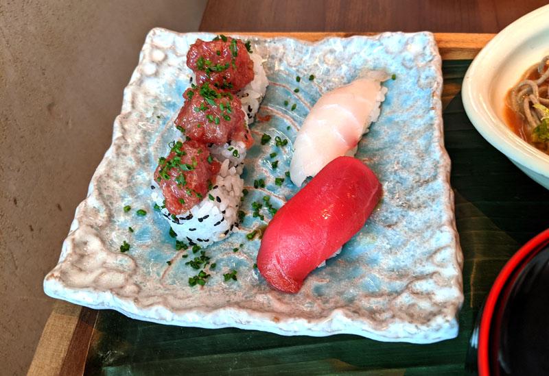 Menú del día Japonés en Madrid: Izakaya Express en Umo