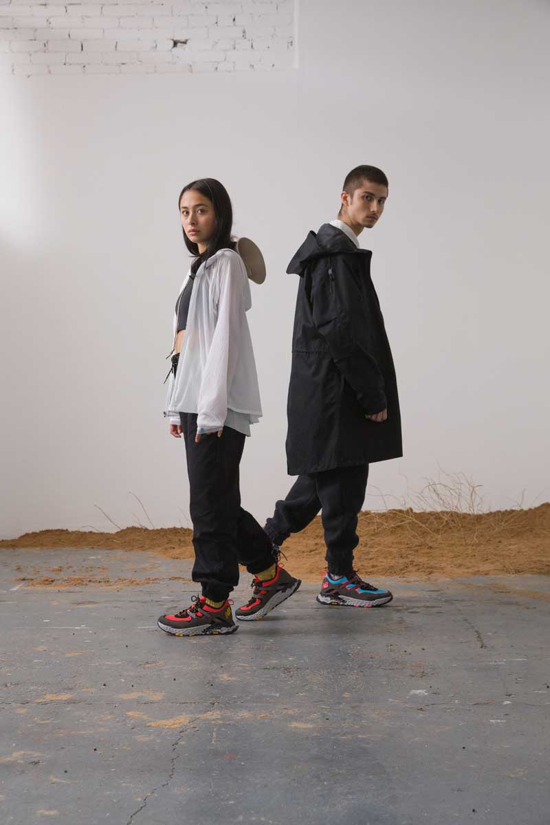 Primeros modelos de la colección New Balance All Terrain