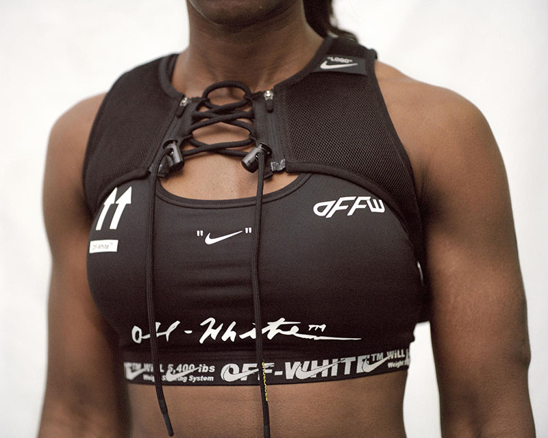 Nike x Virgil Abloh 'Athlete in Progress'