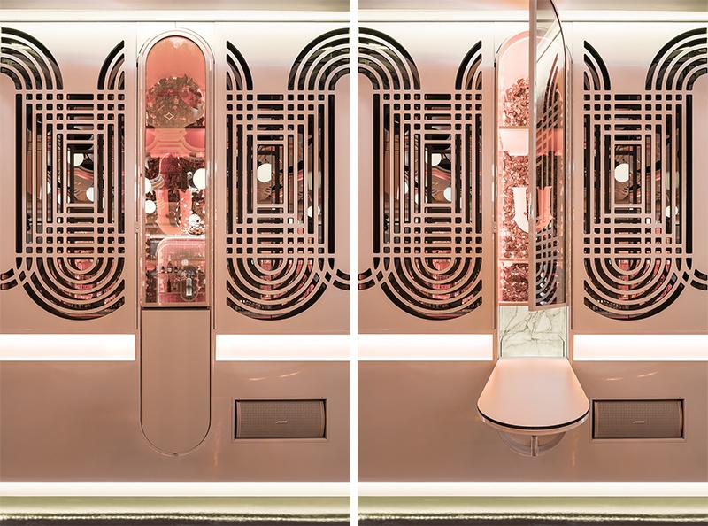 Pastrami Club, el club clandestino diseñado por Paco Lago