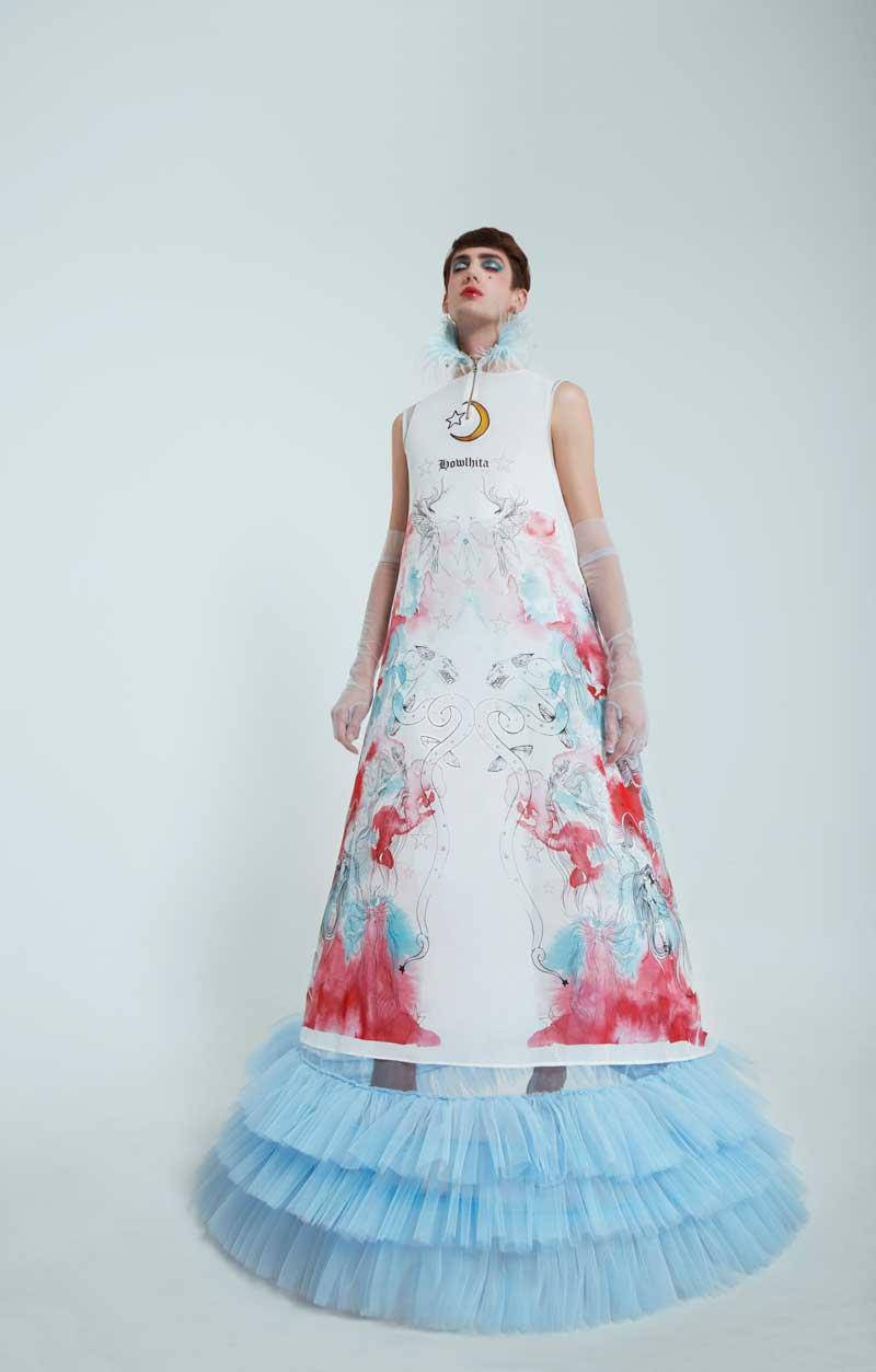 Portfolios de Moda: Denis Howlhita del iade Madrid