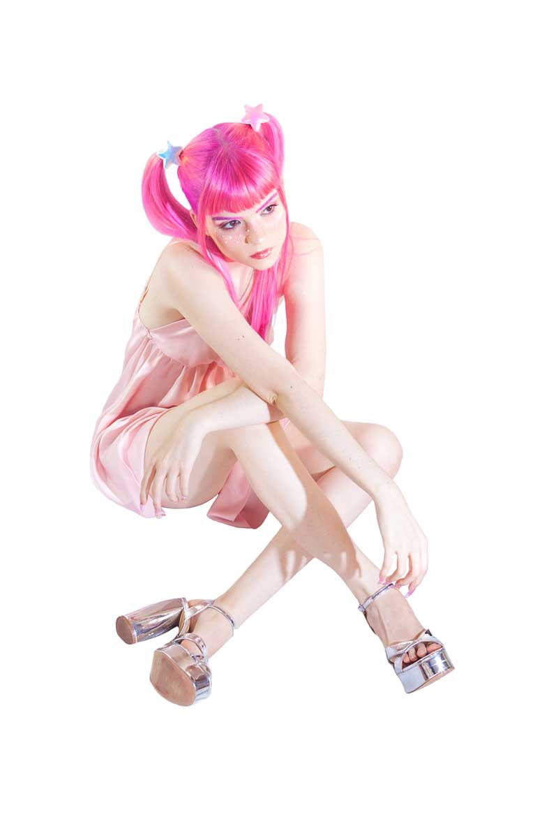 Rakky Ripper la nueva estrella pop o la nueva Charli XCX