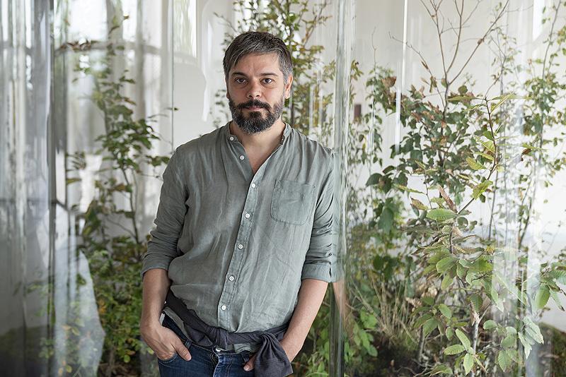 Daniel Steegmann Mangrané - Entrevista