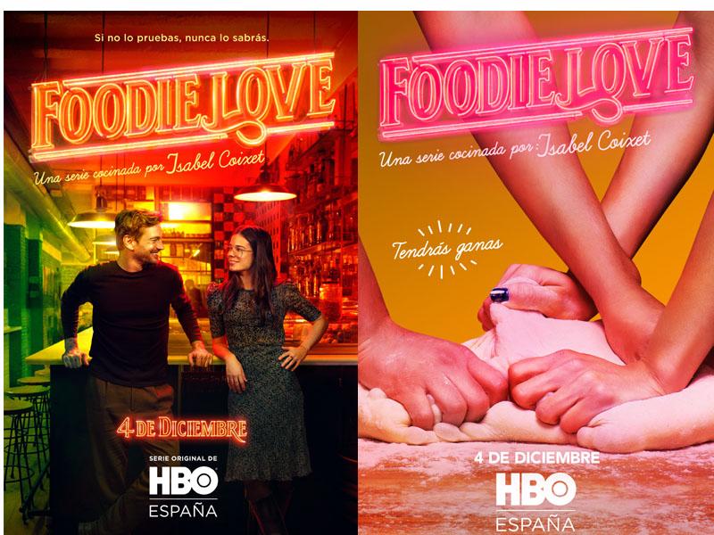 Foodie love, la primera serie de Isabel Coixet