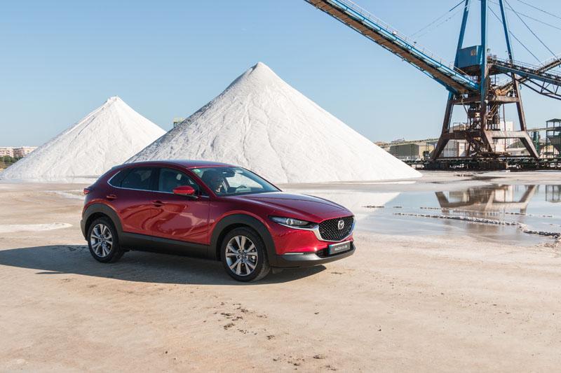 Javier Balaguer y su nuevo short film para el Mazda CX-30