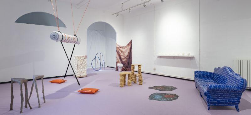 Camp Design Gallery acoge diseño internacional de Movimento
