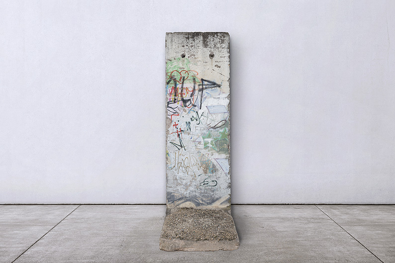 Muro de Berlín a subasta por una buena causa
