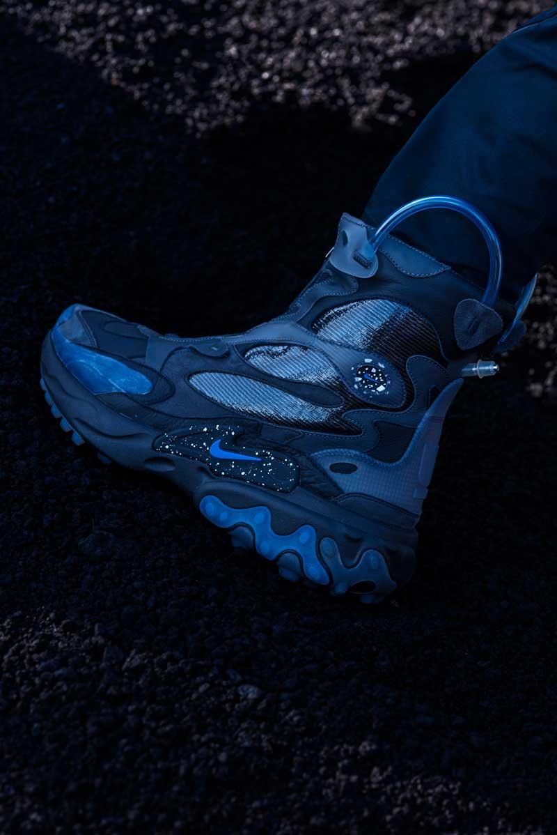 Nike x Undercover en su versión más mod