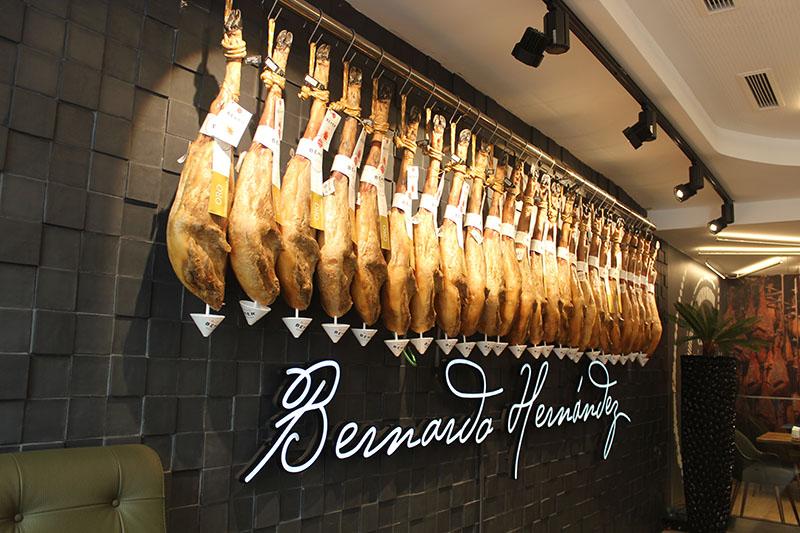 Beher, el jamón ibérico más premiado del mundo
