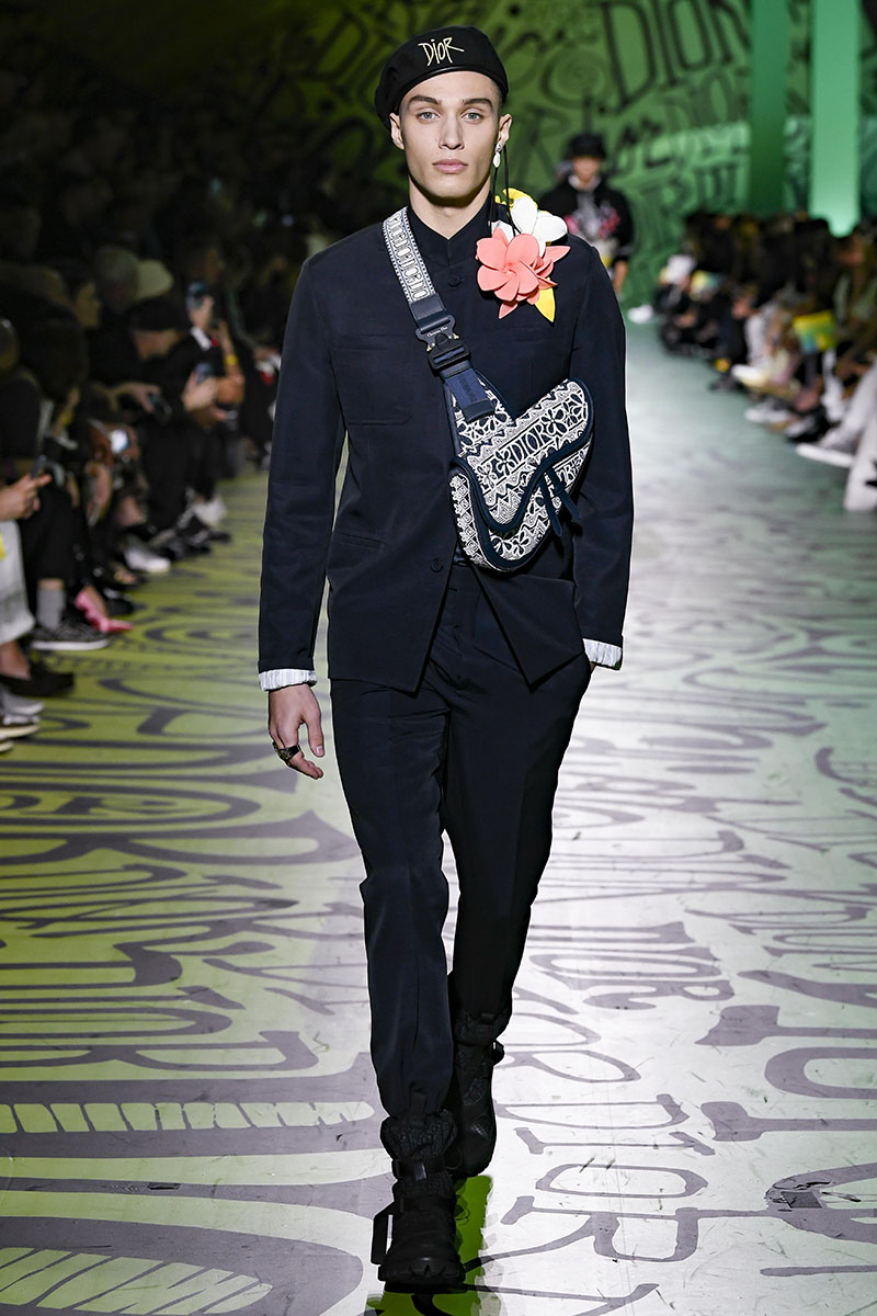 Dior Men's Fall 2020 en Miami