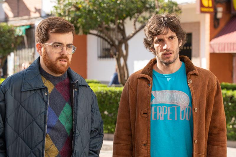 El vecino, el cómic español que adapta Netflix