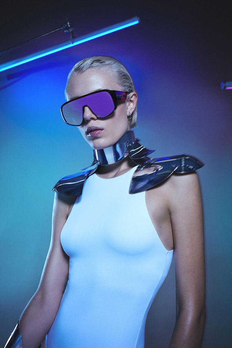 El retrofuturismo sensorial de Hawkers