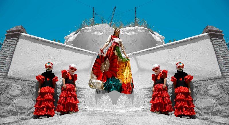 Leandro Cano recuerda su pasado en sus nuevos diseños