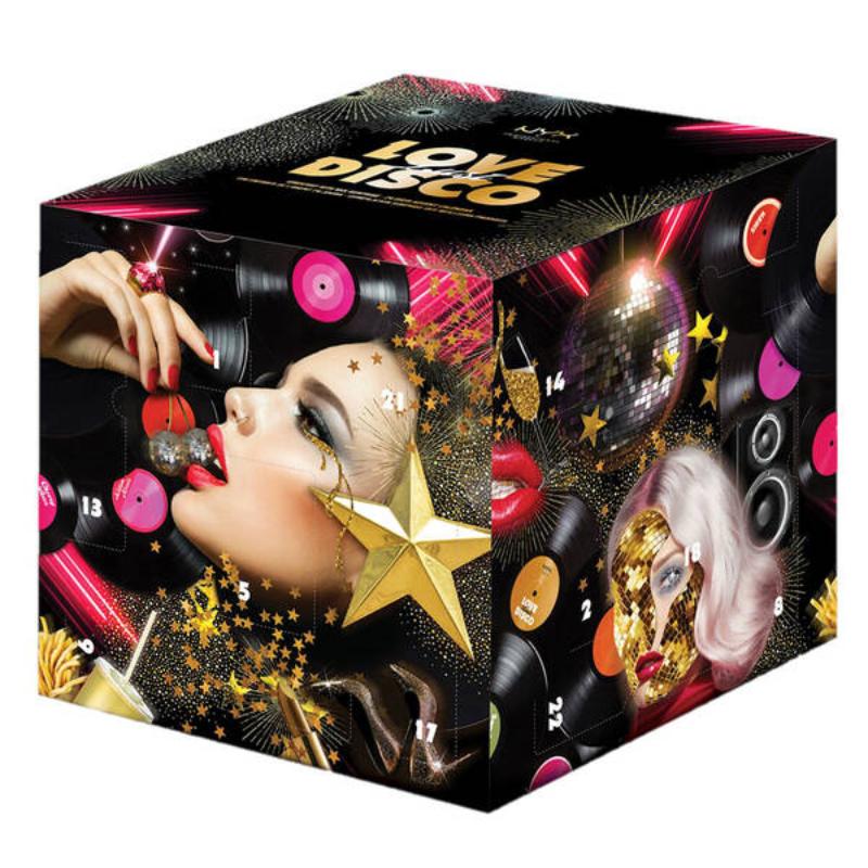 Nyx Cosmetics, el maquillaje de las djs esta navidad