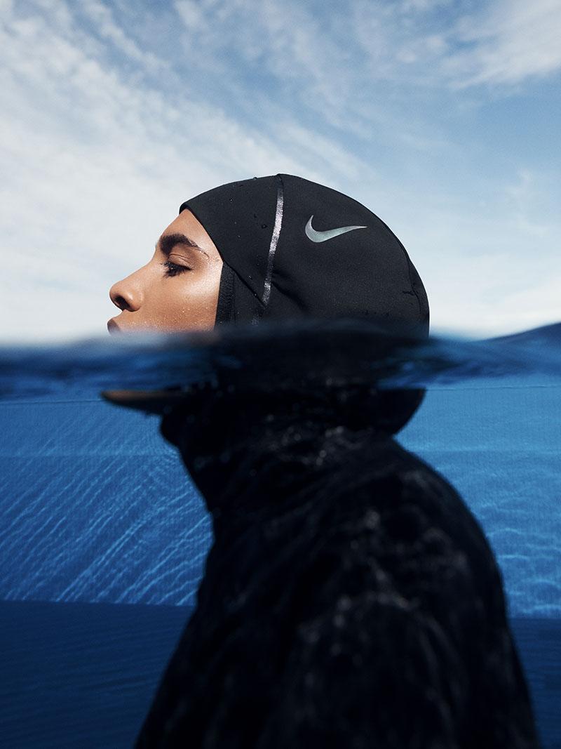 Nadando hacia la victoria con Nike