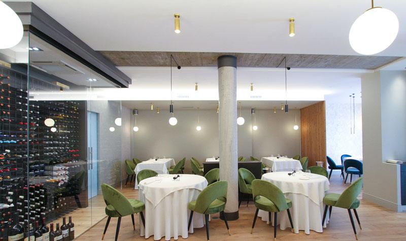 Restaurante Amadía, aparente simplicidad de la tradición
