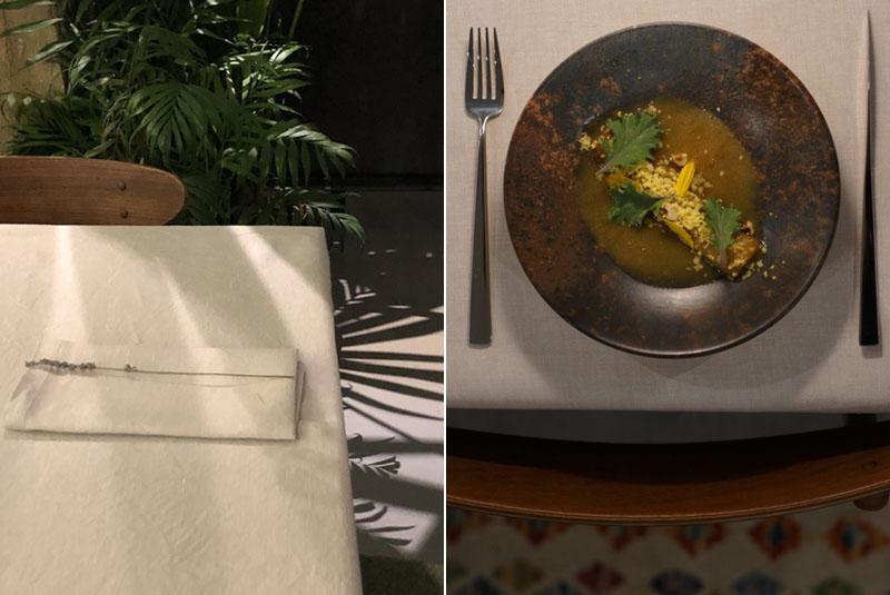 Restaurante 7 i(t) GastroLab: honestidad brutal en Malasaña