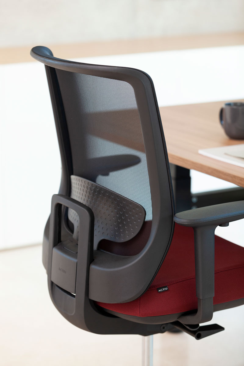 Silla Trim de Actiu, ganadora del German Design Award
